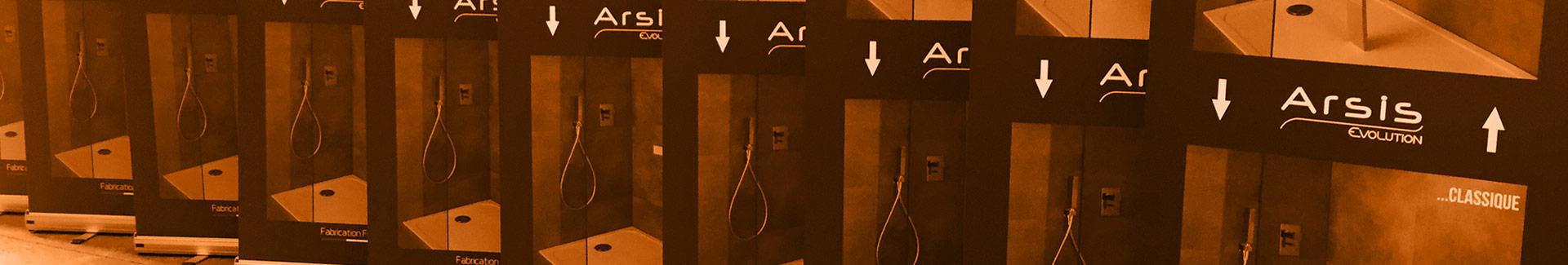 Standing Concept - Créateur de signalétique
